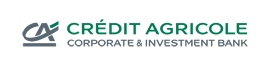 Logo Crédit Agricole Corporate & Investment Bank